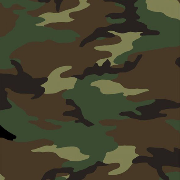 Camo Green 36383-1 fabric from Windham by the yard