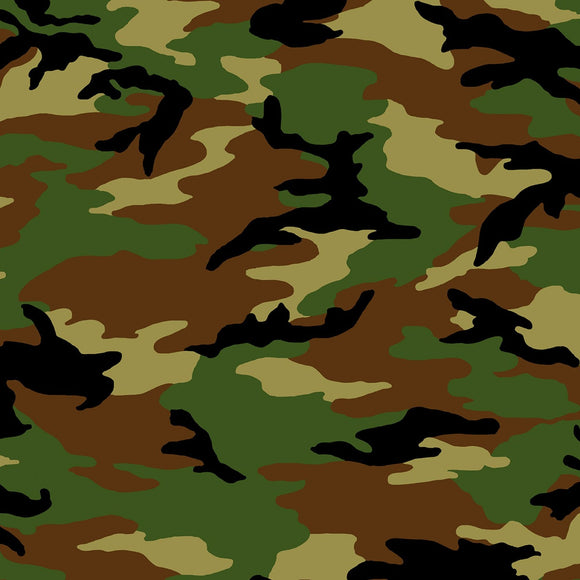 Camouflage Green 108