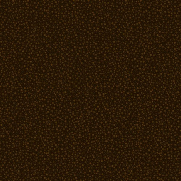 Cinnamon Toast II Dot Fabric 3653-33 from Studio E by the yard