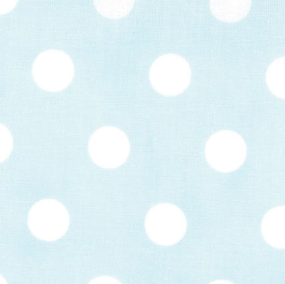Dottie Moda Classic Pale Blue Dot 45008-22 from Moda