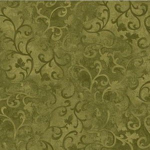 Essentials Olive Scroll 89025-700 from Wilmington