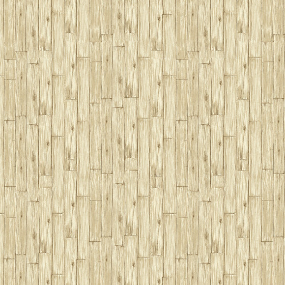 Farmers Market Cream Barnwood Fabric 4456-44 from Studio E by the yard