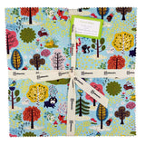 "Forest Babes 10"" Squares Pack from Clothworks by the pack"