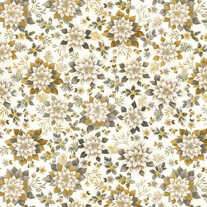 "Joyous Garden 108"" Wideback Fabric 9749W-11 from Benartex by the yard"