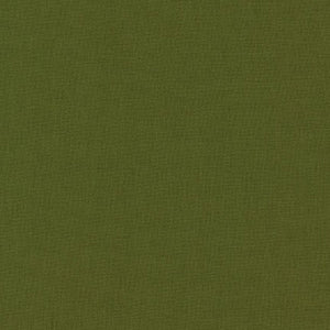 Kona Avocado Green Solid Fabric 1451 from Robert Kaufman by the yard