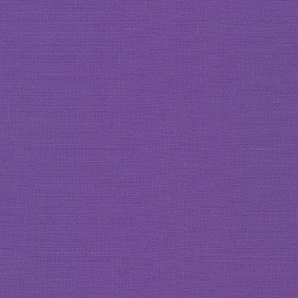 Kona Heliotrope #477 Purple Solid from Robert Kaufman