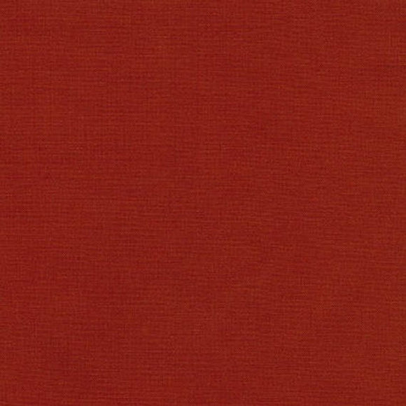 Kona Paprika Solid Fabric #150 from Robert Kaufman by the yard