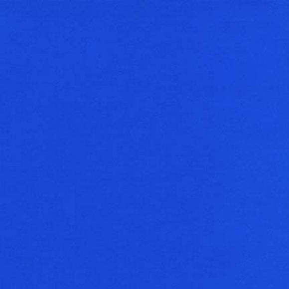 Kona Royal Blue Solid Fabric 1314 from Robert Kaufman by the yard