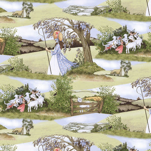 Little Bo Peep Multiple Fabric 51439-X from Windham by the yard