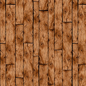 Loyal Loveable Labs Brown Wood Plank Fabric 27288A from Quilting Treasures by the yard