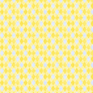 Madison Yellow Diamond Fabric 28138-545 from Wilmington by the yard