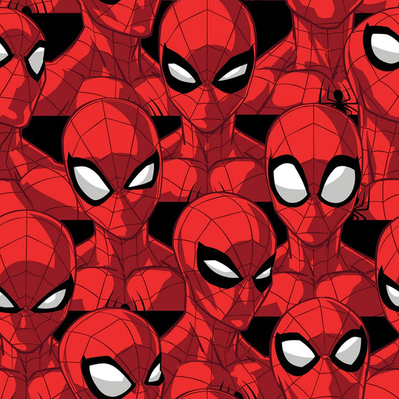 Marvel Spider Sense Spiderman Fabric 73982-A620715 from Springs Creative by the yard