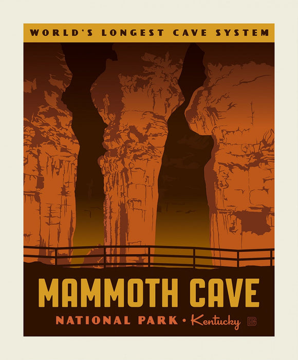 National Parks Mammoth Cave System 36