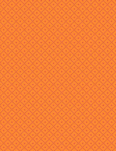 Over The Rainbow Orange Blender Fabric 8416-O from Andover by the yard