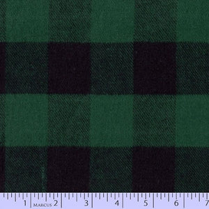 Primo Plaid Flannel Green Classics Tartans J372-0114 from Marcus