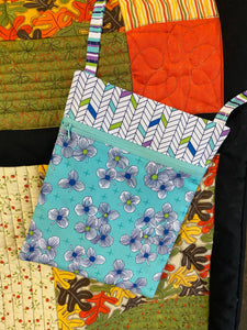Runaround Bag Kit from Quilting Treasures by the kit