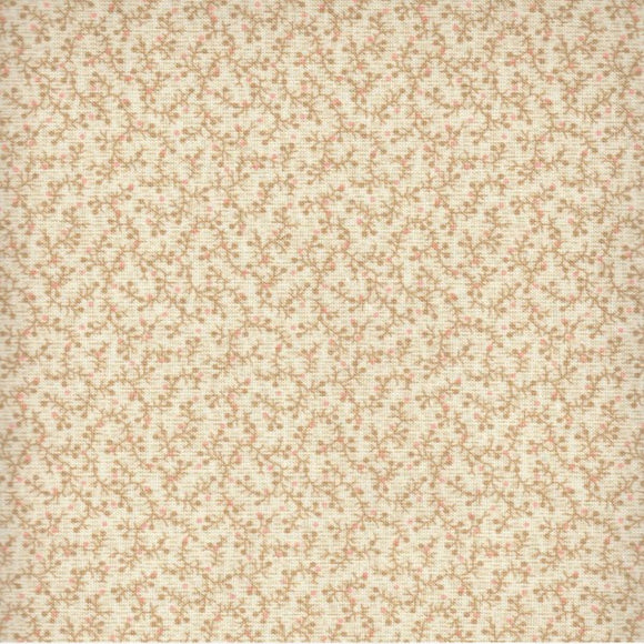 Savannah Classics Tan Vine Reproduction Floral from Washington Street SCLA487E