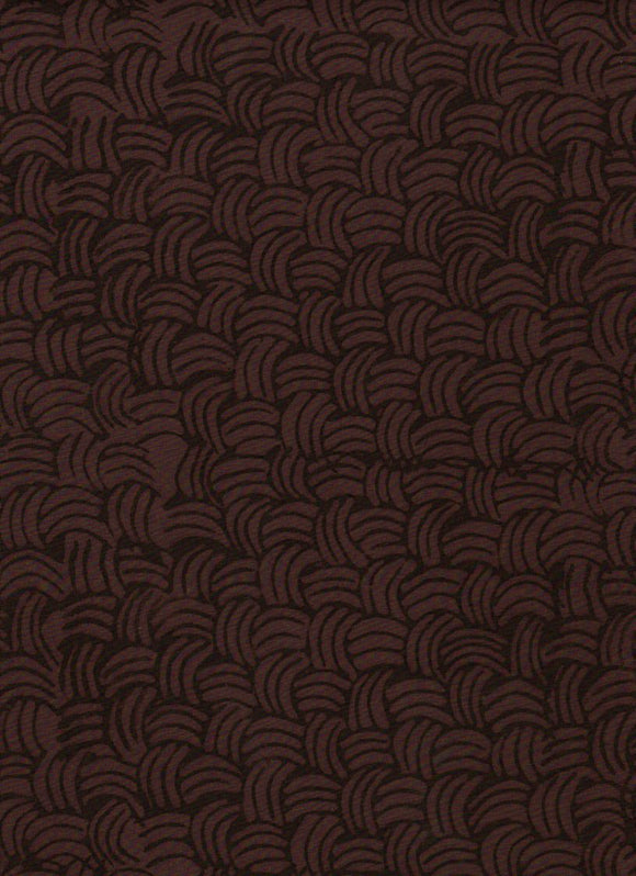 Simply Primitive Burgundy Batik 0811 from Batik Textiles