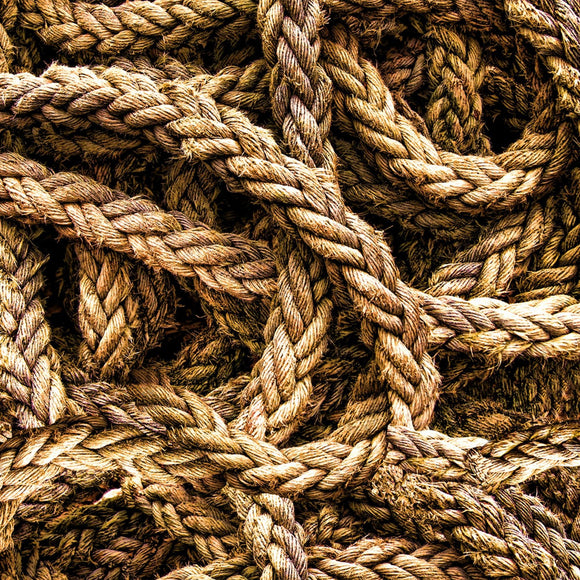 Sun Up To Sun Down Rope Digital Fabric S4836-33 from Hoffman by the yard