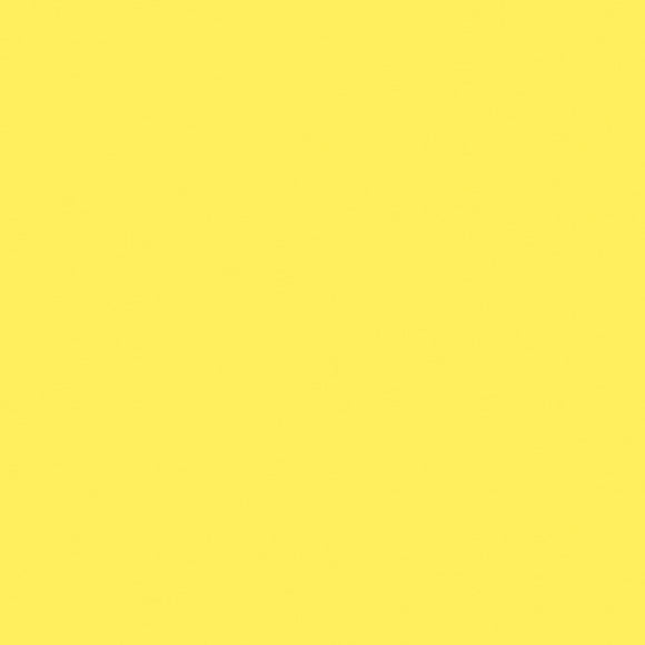 Superior Solids Basic Sunshine Yellow Blender Fabric 3000B-32 from Benartex by the yard