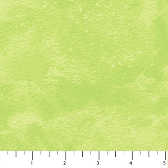 Toscana Citrine Green Blender Fabric 9020-722 from Northcott by the yard