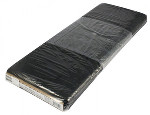 Touch O'Gold Black Fusible Lightweight Woven Interfacing sold by the yard
