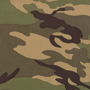 Urban Camo Olive Green Camouflage Fabric 30170-19 by Urban Chiks for Moda by the yard