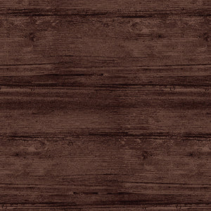 "Washed Wood Espresso 108"" Wideback Fabric 7709-72 from Benartex by the yard"