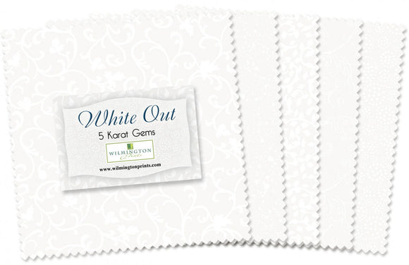 White Out 5 Karat Gems Pack 507-12-507 from Wilmington by the pack