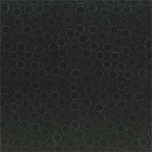 Batavian Batiks Dotted Oval Black 22073-999