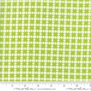 Handmade Green Check 55142-24