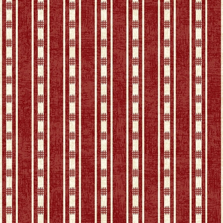 American Folk Red Stripe 3213-88