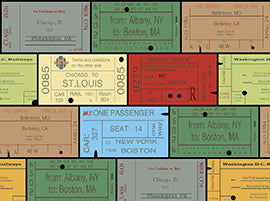 Rail King Railroad Tickets