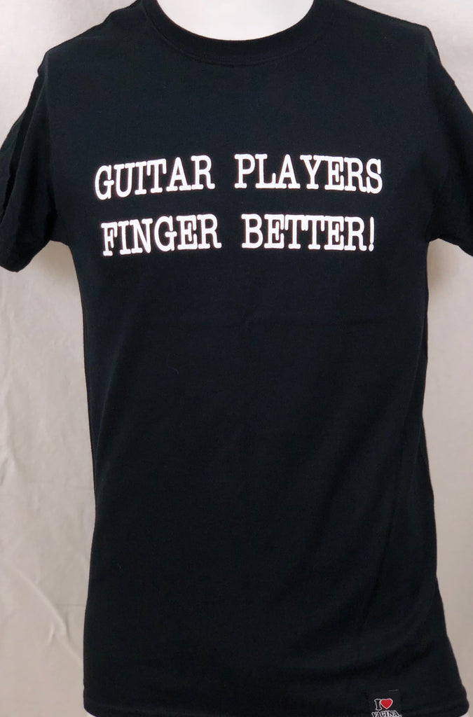 Guitar Players Finger Better!