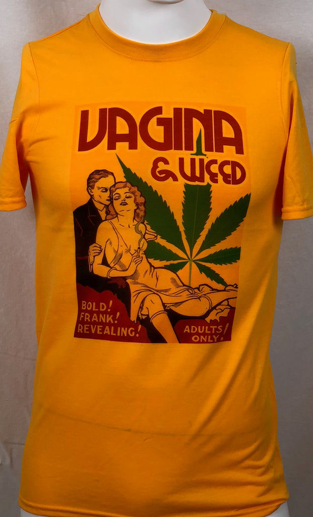 Vagina & Weed Adults Only!