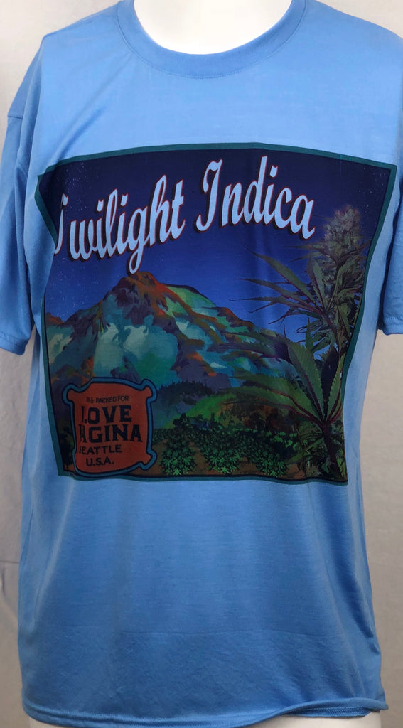 Twilight Indica Seattle Blue