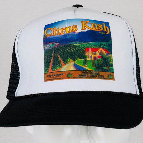Citrus Kush Trucker Hat