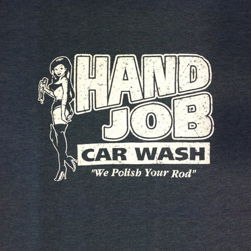 Hand Job Car Wash