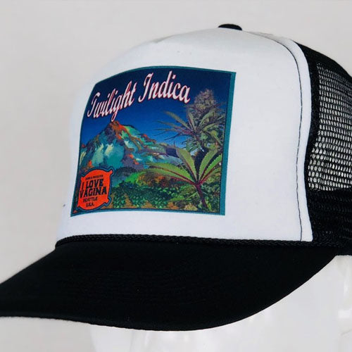 Twilight Indica Seattle Trucker Hat