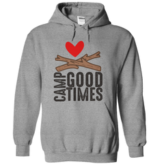 Camp Good Times T-Shirt - happycamperoutfitters