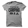 I'd Rather Be Camping T-Shirt - happycamperoutfitters