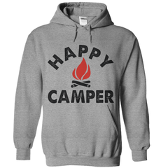 Happy Camper Campfire T-Shirt - happycamperoutfitters