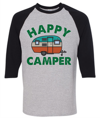 Happy Camper T-Shirt - happycamperoutfitters