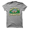 Funny Happy Camper T-Shirt - happycamperoutfitters