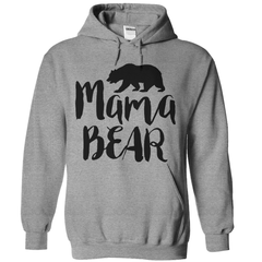 Mama Bear T-Shirt - happycamperoutfitters