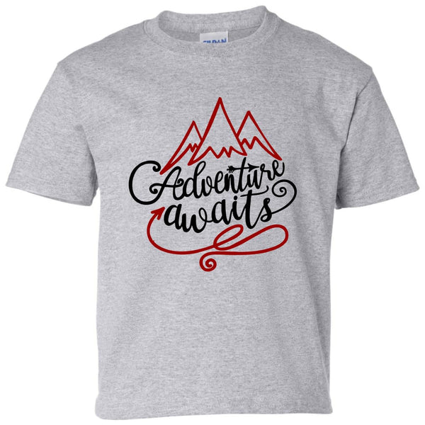 Adventure Awaits T-Shirt - happycamperoutfitters