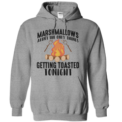 Marshmallows Aren't The Only Things Getting Toasted Tonight T-Shirt - happycamperoutfitters