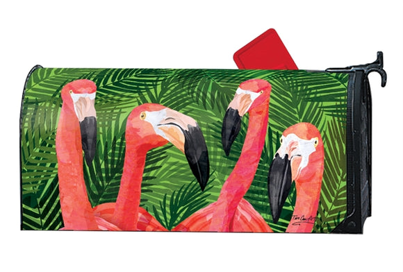Flamingo Gathering MailWrap®