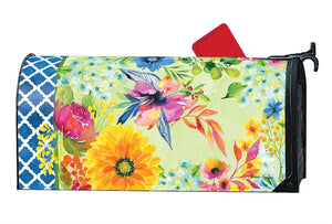 Fresh and Pretty Floral MailWrap®