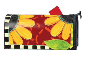 Whimsical Sunflower MailWrap